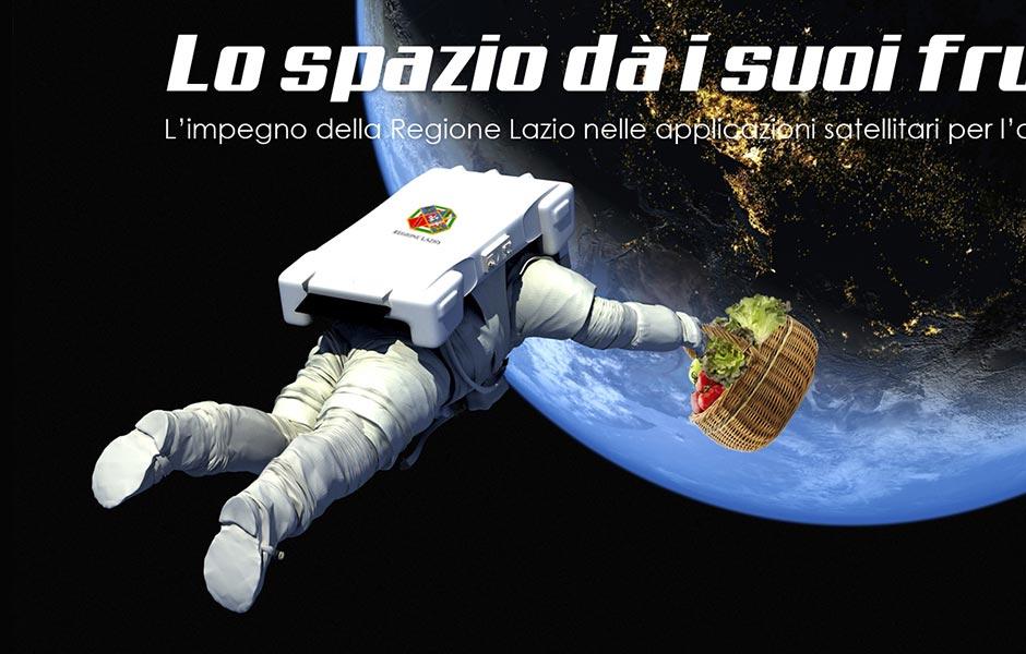 Lazio Innova BTL Hero Comunicazione