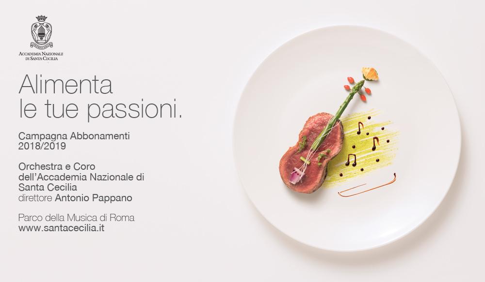 Campagna Accademia Santa Cecilia - Soggetto 1